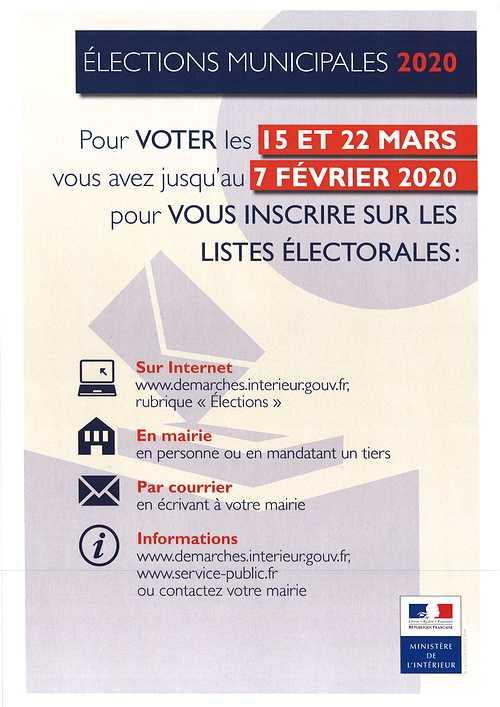 ELECTIONS MUNICIPALES 0